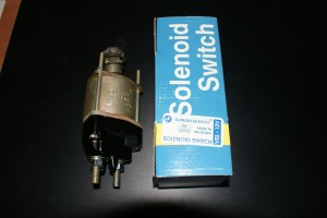 The solenoid I received