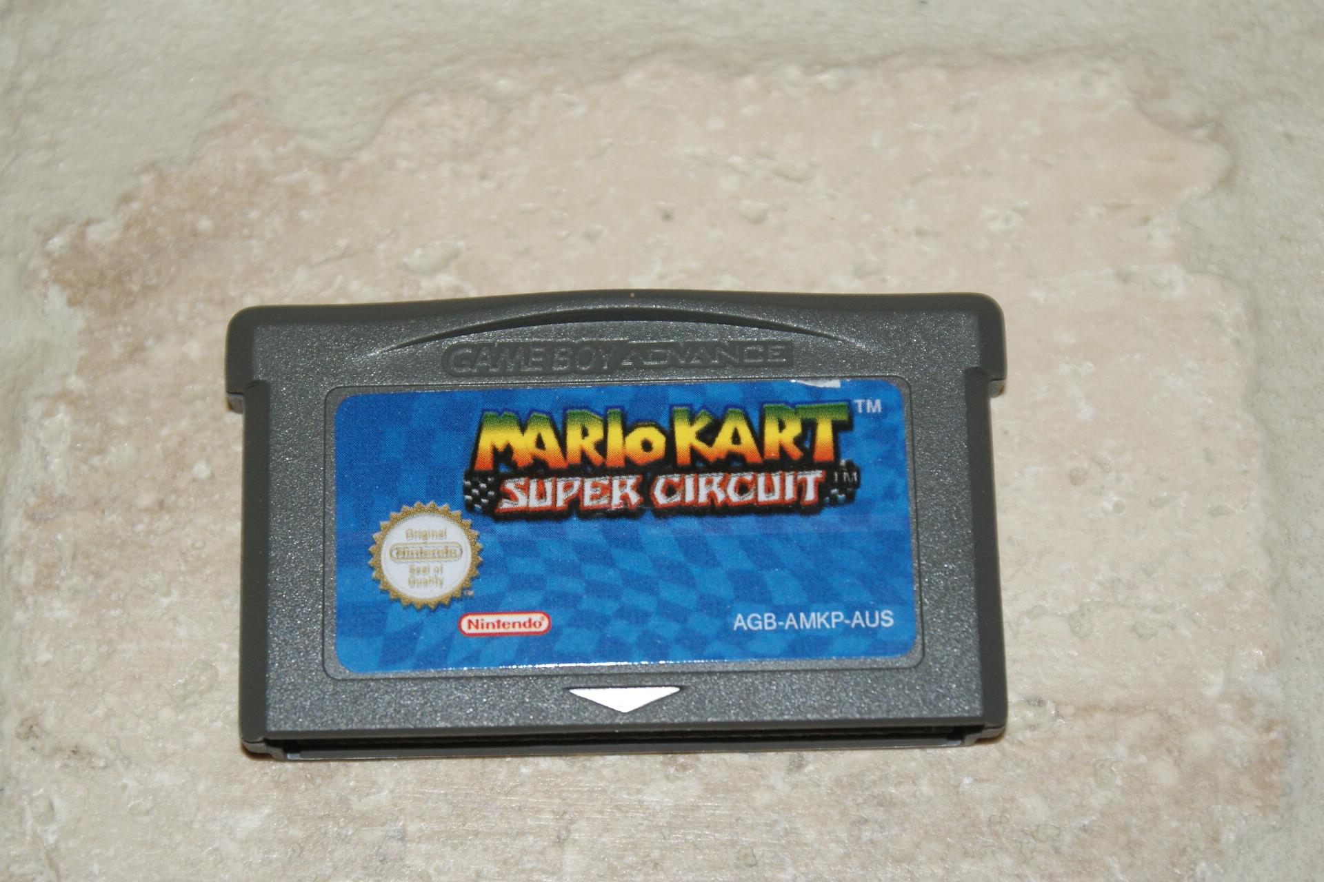 Identifying Fake Game Boy Advance (GBA) Games – Justin Paulin